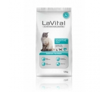 La Vital Cat Adult Sensitive Salmon 12 kg