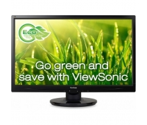 "VIEWSONIC 27"" LED VA2746-LED 3ms 60Hz DVI Monitör Siyah Vesa 1920x1080"